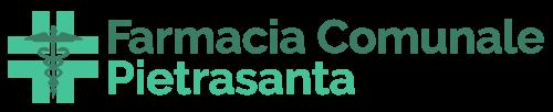 Logo farmacia comunale Pietrasanta